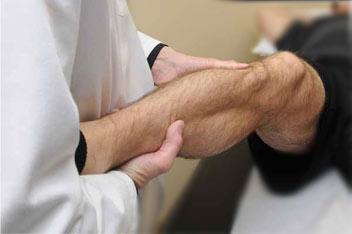 Evaluación de reemplazo de rodilla