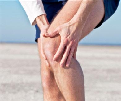 dolor de rodilla menisco roto
