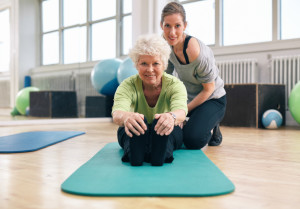 Yoga Exercise for the Elderly
