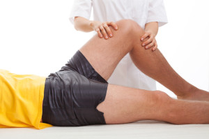 Treatments for knee injuries - knee pain