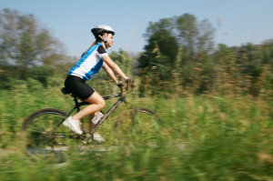 Cycling and Back Pain Don't Have to Ride in Tandem