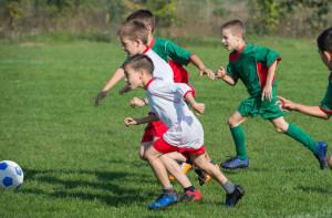 Lesiones del fútbol en la subida como el juego gana terreno