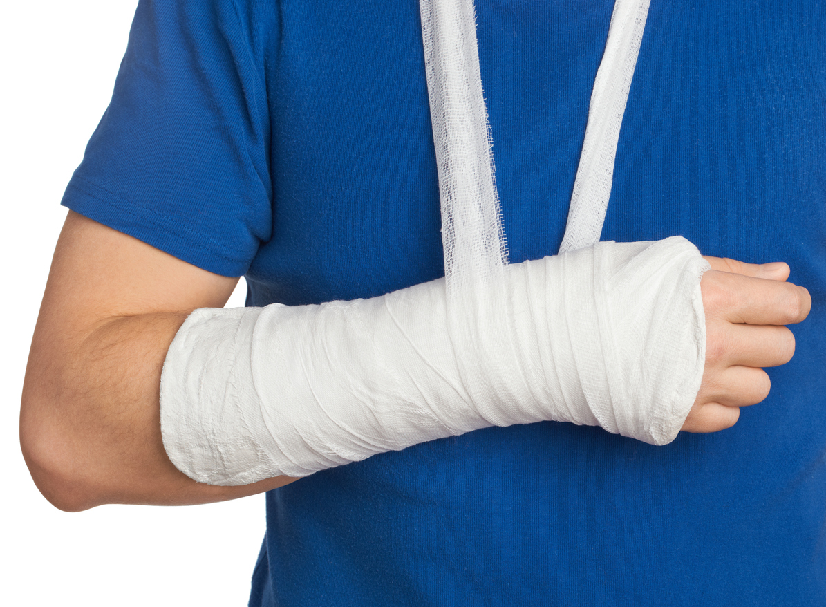 recovering from a colles fracture