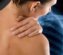 bone spurs on shoulder
