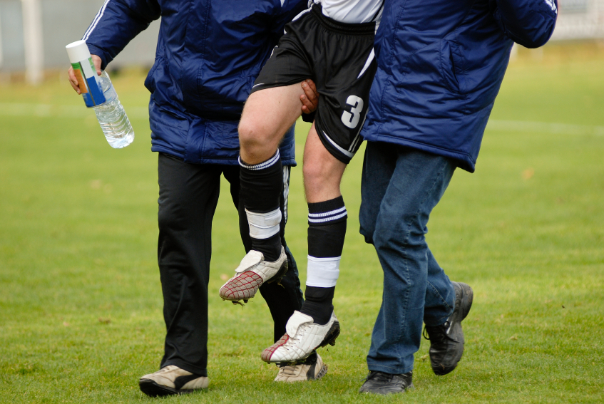 Sports Injuries in Youth Rising in U.S.