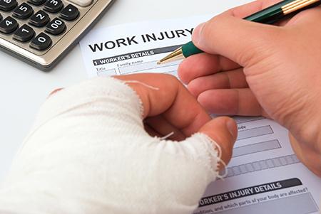 work related injury clinic broward fl
