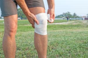 Repairing a Torn Knee Ligament