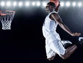 PRP - El Fastbreak a la recuperación de los jugadores de baloncesto