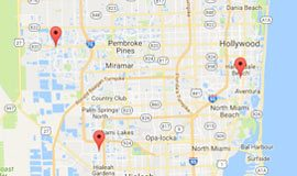 orthopedic locations miami